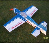 WM EPP series electric model airplane