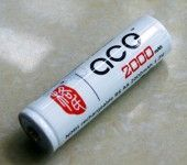 ACE 2000mAh AA rechargeable Ni-Mh battery Low Self-discharge Type