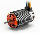 SKYRC TORO 1/8 RC Model ARES X8S 1650 KV 4 Poles Sensored Brushless Motor