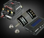 XERUN-SCT-PRO-C2 4000KV Sensored Brushless System Combo for SCT