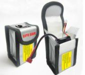 LIPO safe bag 64*50*125MM