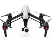 DJI INSPIRE1 Quadcopter Frame TRANSFORMING DESIGN W/4k HD camera