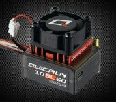 Hobbywing New QUICRUN-10BL60-SENSORED 60A ESC FOR 1/10 CAR