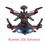 Walkera Runner 250 Advance Drone 5.8G FPV GPS System with HD Camera Racing Quadcopter RTF