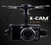 X-CAM A22-3H for Sony nex series gimbal system