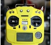 14SG Silicone Skin Portector for FUTABA 14SG Remote Control Transmitter Yellow