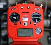 14SG Silicone Skin Portector for FUTABA 14SG Remote Control Transmitter Red