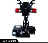 HMG MA3D 3-Axis Brushless Gimbal