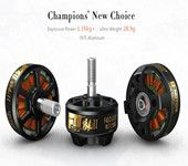 T-Motor F40 II 2305 2600KV Brushless Motor 3-4S For 200 210 220 RC Frame Kit 2PCS
