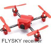 LANTIAN LT105 Pro Micro FPV Racing Quadcopter BNF With 800TVL Camera Based On F3 Flight Controller with FLYSKY receiver
