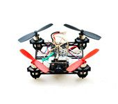 QX80 80mm Micro FPV Racing Quadcopter PNP Based On F3 EVO Brushed Flight Controller