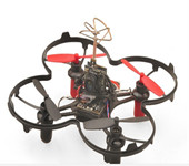 Tiny TQ90 90mm Micro FPV Racing Quadcopter DSM2 RX B&F