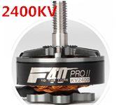 T-motor F40 PRO II 2400KV (GREY) Professional Brushless Electrical Motor For FPV Racing Drones Motor Accessorie