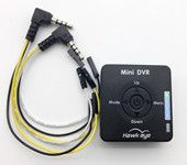 Hawkeye Mini DVR 720P D1 VGA QVGA HD Micro Video Recorder Built in Battery