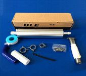 DLE-35-RA Rear Dump Canister Kit