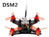 Kingkong 90GT 90mm Brushless Mini FPV Racing Drone with Micro F3 Flight Controller and DSM2 receiver