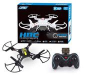 JJRC H8C 2.4G 4CH 6-Axis Gyro RC Quadcopter Drone RTF ( HD 2.0MP Camera not included )