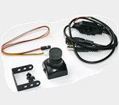 Black Foxeer XAT600M HS1177 600TVL NTSC CCD Camera Mini FPV Cam with 2.8MM Lens