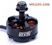 DYS MR Series MR2205 2300KV Brushless Motor  CW For FPV Mini Quad Racer