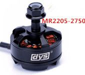 DYS MR2205 2750 Brushless Motor For Multicopter FPV Racer Quadcopter