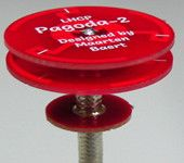 Pagoda-2 Omni 5.8ghz FPV Antenna better than Clover-Leaf  LHCP  SMA