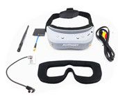 Aomway Commander Goggles V1 2D 3D 40CH 5.8G FPV Video Headset Support HDMI DVR Headtracker