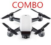 DJI SPARK MINI Quadcopter Drone FLY MORE COMBO