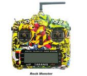 FrSky 2.4G Taranis X9D Plus SE 16CH Telemetry Transmitter (SE Edition) - ROCK MONSTER