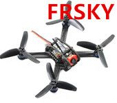 BIFRC X3 130 Mini Racing 4 Axies FPV Quadcopter Drone 2.5mm F3 Brushless ESC with FRSKY
