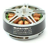 SUNNYSKY V3508-580kv Outrunner Brushless Motor for Multi-rotor