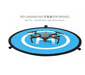 PGYTECH 75CM Fast-fold landing pad for DJI MAVIC PRO spark Phantom 2 3 4 inspire 1 2 helipad RC Drone parts Accessories