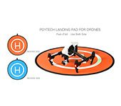 PGYTECH 110CM Fast-fold landing pad for DJI MAVIC PRO spark Phantom 2 3 4 inspire 1 2 helipad RC Drone parts Accessories