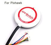 Ublox M8N GPS Integraded IST8310 Electronic Compass Beidou SBAS For PX4 Pixracer Pixhawk FPV RC Drone Acc