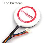 Ublox M8N GPS Module Integration IST8310 Electronic Compass w/GPS Holder Bracket for RC Drones PX4 Pixracer/Pixhawk FC