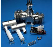 DLE170 Gasoline-engine 170CC For Model Airplane