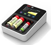 ISDT C4 8A Touch Screen Smart Battery Charger With USB Output For 18650 26650 AA AAA Battery
