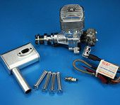 New DLE30 Gasoline engine DLE 30 For Model Airplane