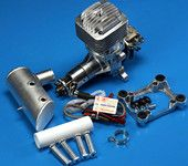 New DLE85 Gasoline engine 85CC For Model Airplane