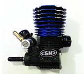 SH Engines SH 21 LXB 2012 Pro Competition Off Road Engine, Ceramic For 1/8 Gas Power RC Car PT2012-XBG