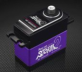 POWER HD STORM-2 brushless 37KG large torque metal gear digital servo