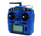 FrSky Taranis X9 Lite 2.4GHz 24CH ACCESS ACCST D16 Mode2 Blue Classic Form Factor Portable Transmitter for RC Drone