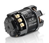 Hobbywing XERUN V10 G3R 21.5T Sensored BL Motor Black for 1/10th STOCK Class Racing & Rock Crawler