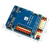 Matek F765-WING Flight Controller W/ Built-in OSD BEC