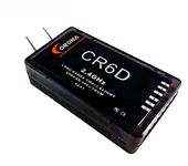 CORONA CR6D 2.4Ghz DSSS 6CH Reciver (Compatible with CT8F/CT8J /CT8Z/CT3F/CT14F(DSSS))