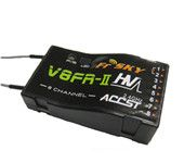 FrSky V8FR-II 2.4G 8CH Receiver HV Version for Radio Transmitter