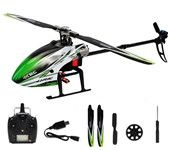 2020 New JJRC M03 2.4G 6CH Radio Remote Control Dual Brushless Motor 3D/6G Stunt RC Helicopter