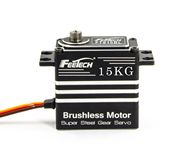 FEETECH 7.4V 15kg.cm PWM digital 180-degree Metal Case Steel Gear Brushless Servo For RC airplane RC Car