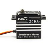 FEETECH 7.4V 25kg.cm PWM digital 180-degree Metal Case Steel Gear Brushless Servo For RC airplane RC Car
