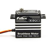 FEETECH 7.4V 30kg.cm PWM digital 180-degree Metal Case Steel Gear Brushless Servo For RC airplane RC Car