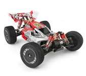 WLtoys 144001 2.4G 1:14 4wd Racing RC Car Competition 60 km/h Metal Chassis Electric Car Remote Control Toys for Children